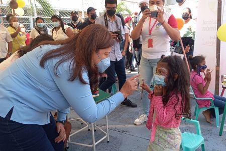 Jornada de salud benefició a  madres colaboradoras de las Casas de Alimentación