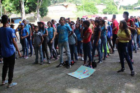 Instituciones del estado de la mano por la felicidad de la población infantil guariqueña