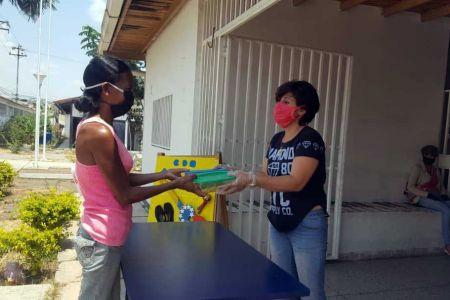 Niños, niñas y adolescentes del estado Lara tienen garantizada la alimentación durante la cuarentena social