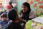 Gobierno Bolivariano atiende a los más pequeños de los urbanismos del Distrito Capital