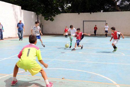 """Casas de los Niños de la Fnns inauguran """"Copa Niño Simón 2019"""" para favorecer el desarrollo de las actividades deportivas"""