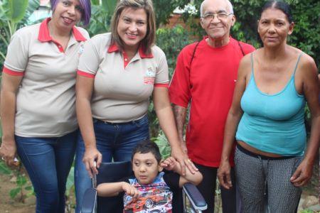Gobierno Bolivariano sigue dando respuestas con ayudas sociales