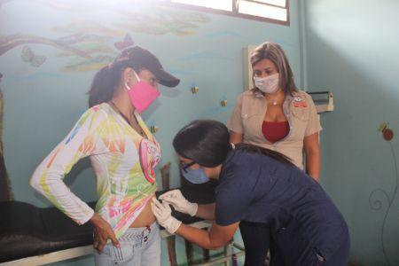 Guariqueñas beneficiadas con jornada anticonceptiva en consultorio El Niño Simón