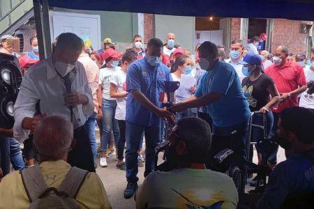 Gobierno Bolivariano lleva Jornada de Atención Integral al Barrio San Miguel de Petare