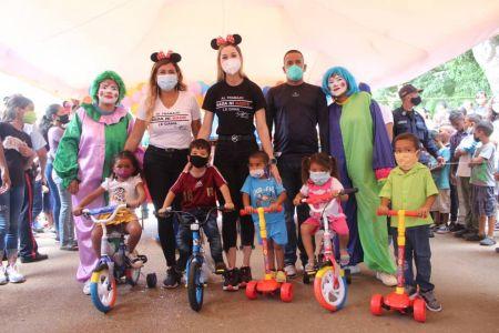 Ruta Día del Niño extendió la alegría en todo el estado Guárico