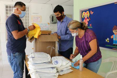 Gobierno Nacional garantiza la atención odontológica a niñas y niños mirandinos a través del Caian