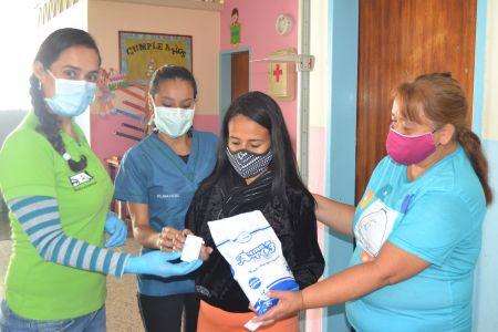 """Operativo Nutricional continúa beneficiando a niñas y niños del sector La Milagrosa desde la Casa de los Niños """"El Vergel"""""""