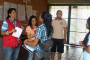 Gobierno Bolivariano despliega abordaje en refugio de la parroquia El Junquito