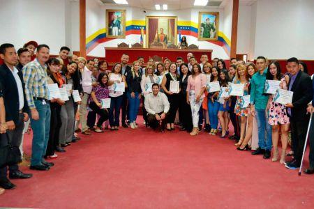 Gobierno de Guárico reconoce trabajo de sus profesionales de la Comunicación Social