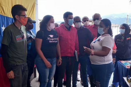 Más de 3000 familias de Brisas Altas Cota 905 atendidas en Jornada de Atención Integral