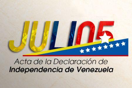 """Fundación Nacional """"El Niño Simón"""" conmemora 209 años de la Declaración de Independencia"""
