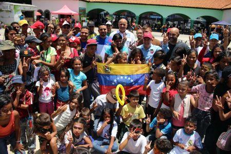 XI Plan Vacacional Comunitario ha brindado diversión, recreación y felicidad a más de 5 millones 800 mil niños, niñas y jóvenes