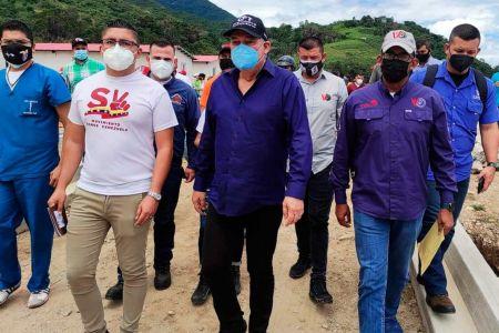 Beneficiadas más de 600 familias del municipio Santos Marquina en despliegue de Amor en Acción