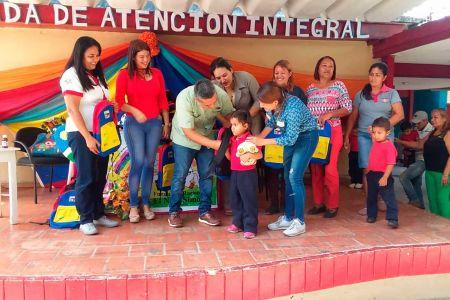 """Fundación Regional """"El Niño Simón"""" realizó jornada de salud integral en Guanare"""