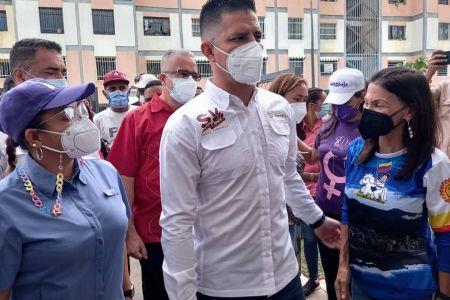Gobierno Bolivariano llevó Jornada Integral al sector 2 de Ciudad Caribia