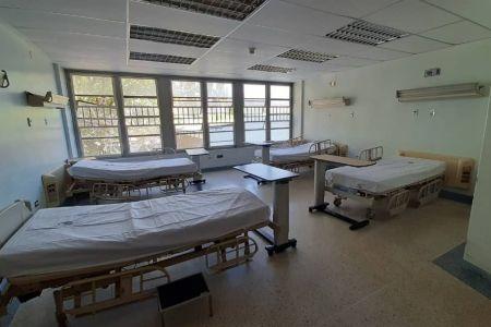 Acondicionado Centro Nacional de Rehabilitación