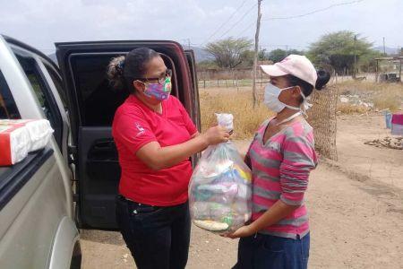 "Frns Lara garantiza logística a 160 personas del Centro de Atención Social Integral ""Villa Bolivariana"""