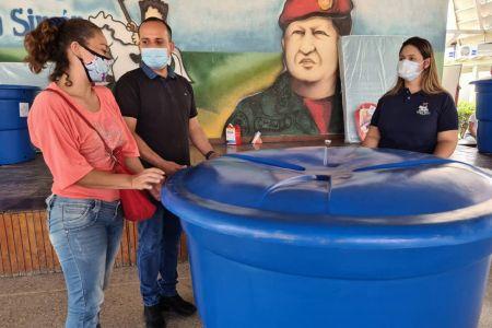 Gobierno de Lara y Fundación Regional El Niño Simón realiza 5to acto de justicia Social con entrega de ayudas sociales