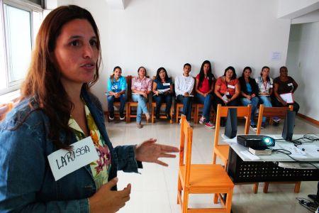 Contraloría del Municipio Libertador impartió taller