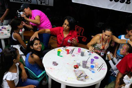 """Fundación Nacional """"El Niño Simón"""" llevó actividades recreativas al Ministerio del Poder Popular para la Educación"""