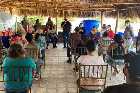 Gobierno Regional y Frns Lara entregan más de 36 ayudas técnicas y sociales