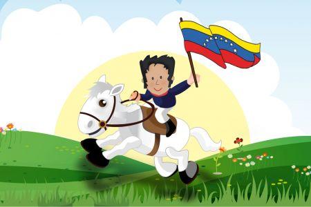 Venezuela celebra 237 años del natalicio del Libertador Simón Bolívar