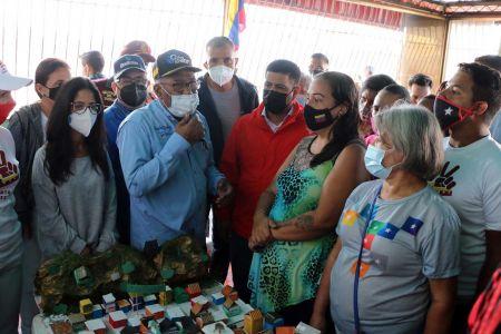 Plan de Atención a Víctimas impactó positivamente a 2.025 familias en Los Frailes de Catia