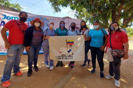 Más de 1700 beneficiados en las jornadas de atención social integral, durante la primera quincena de marzo
