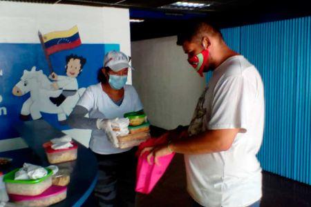 Fnns garantiza continuidad del programa de alimentación de las Casas de los Niños durante la cuarentena social