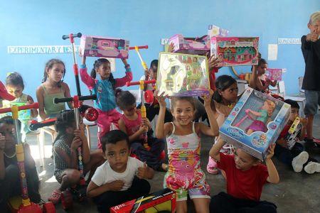 Gobierno de Guárico garantiza alegría y felicidad todos los niños y niñas en estas navidades