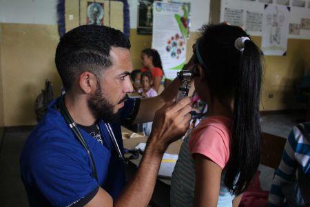 Jornada de salud integral benefició a más de 500 personas de la comunidad de La Ceiba y sus adyacencias