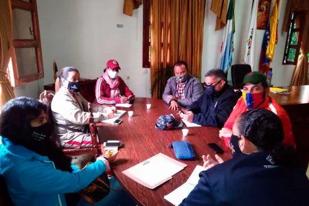 """Fundación """"El Niño Simón"""" Regional Mérida se suma a las labores de los Puntos de Atención Social Integral"""