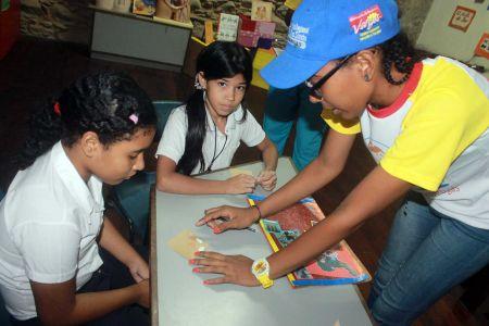 """Fundación Regional """"El Niño Simón"""" La Guaira promueve valores sociales, ambientales y patrióticos"""