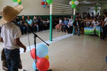 """Casa de los Niños """"El Araguaney"""" da la bienvenida más de 70 niños, niñas y adolescentes en el """"Festival Infantil de Poesía 2019"""""""