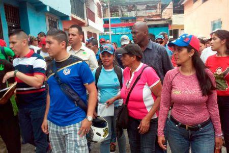"""Fundación Regional """"El Niño Simón"""" Mérida presente en abordaje social integral de la parroquia Milla"""