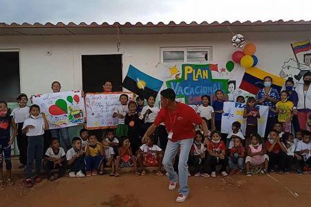 """Arrancó la primera semana del Plan Vacacional Comunitario """"Héroes y Heroínas de la Patria"""""""