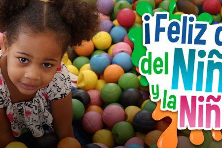 """""""¡Gracias por ser la alegría de cada hogar y la alegría de este mundo!"""". Dra. Magaly Gutiérrez para todos los niños y niñas en su día"""