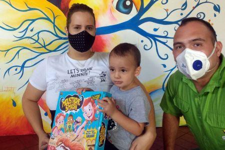 """Fundación Regional """"El Niño Simón"""" inicia jornada de vacunación"""