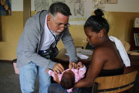 En la parroquia San Agustín el método de gestión de gobierno cambió: comunidad, escuela y Estado garantizan jornada integral de salud
