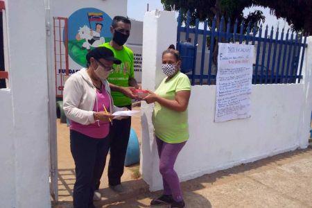 La Fnnsz continúa el Plan de Alimentación para beneficiarios del programa