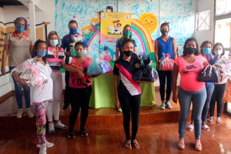 """Fundación """"El Niño Simón"""" apoya a las familias guariqueñas en medio de la pandemia del covid-19"""
