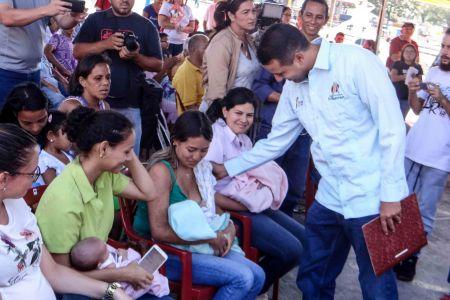 """Luis Jonás: """"114 niños en estado de vulnerabilidad han sido atendidos por la Alcaldía"""""""