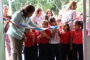 Semilleros de la Patria del estado Miranda disfrutan de nuevos espacios educativos