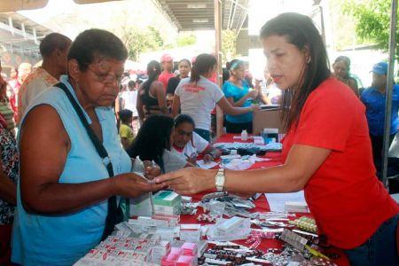 Somos Venezuela se desplegó Jornada de atención social en Marapa Piache La Guaira