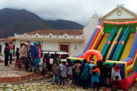 """Fundación Regional """"El Niño Simón"""" participa en diversas actividades desde varios municipios de la entidad merideña"""